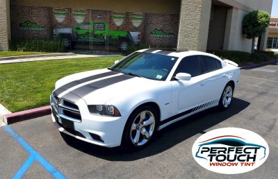 Dodge Charger Window Tint