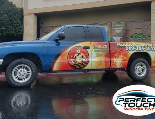 Dodge Dakota Window Tint