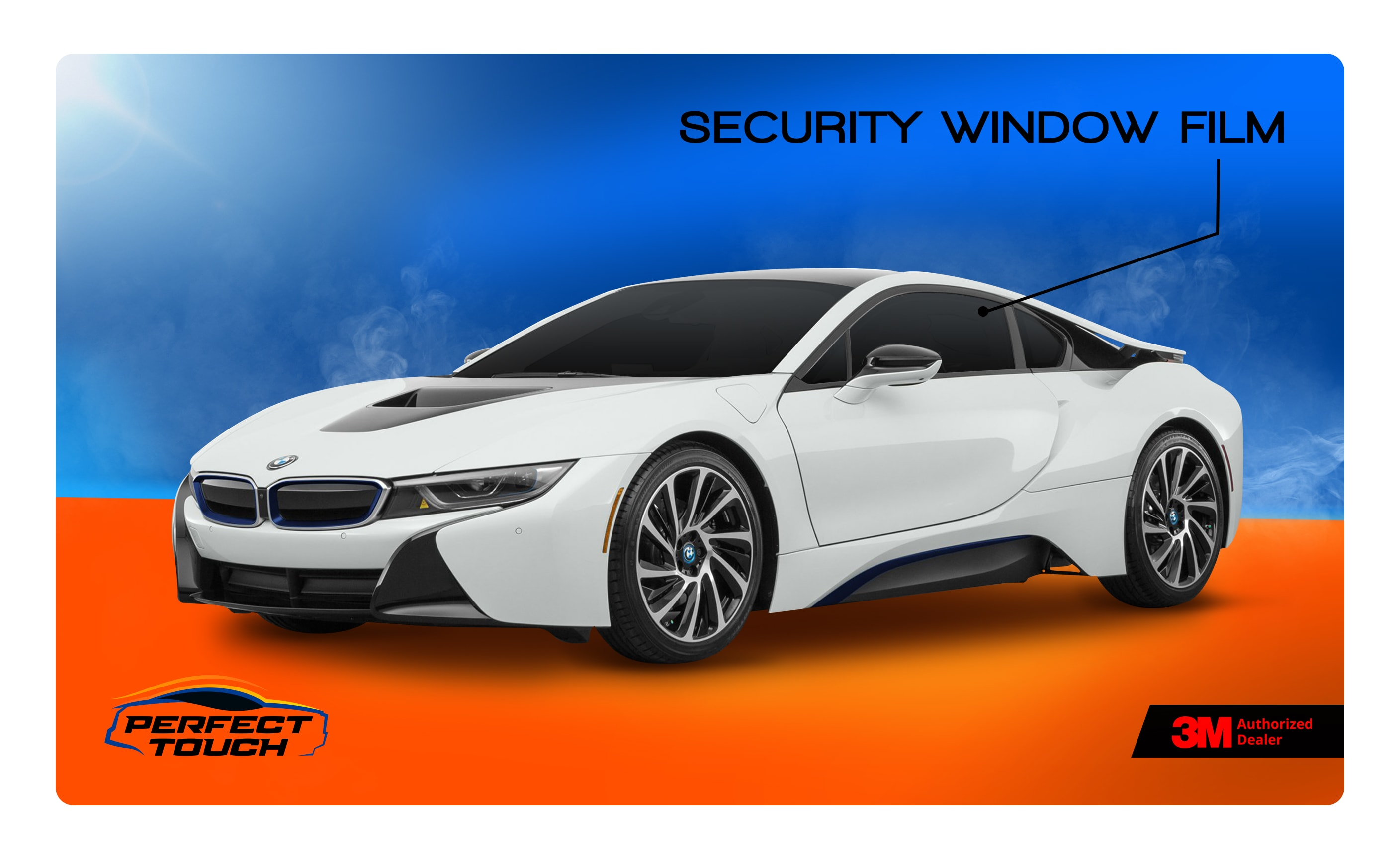 Perfect Touch Secuity Window Film