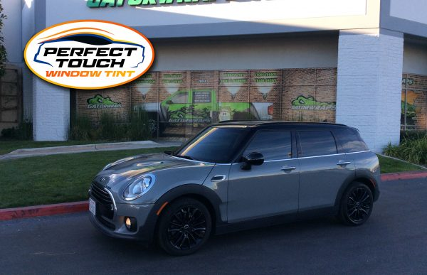 2016 Mini Cooper Clubman - Window Tint