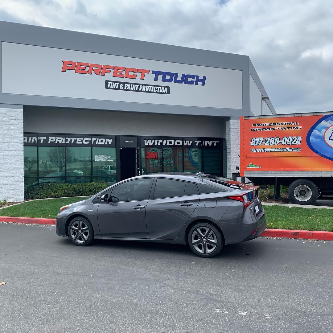 Thanks @mikeg_crowntoyota For Letting Us Tint Your 2019