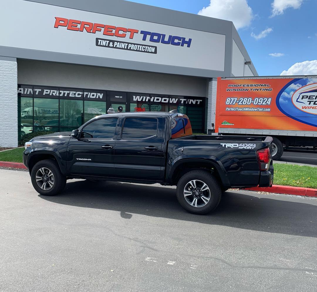 Window Tinting Prices Near Me >> Thanks @torres1808 for letting us tint you 2019 Toyota ...