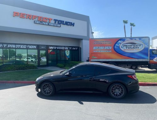 Thank you Hugo for letting us tint your Hyundai Genesis with 3M window tint