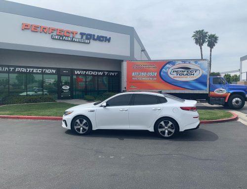 Thank your Kristyn for letting us tint your 2019 Kia Optima with 3M window tint