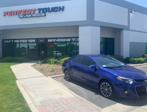 Thank you Steven for letting us tint your Toyota Corolla with 3M window tint