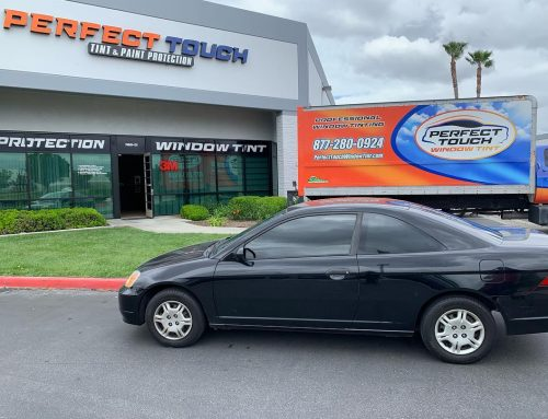 Thank you Sylinda for letting us tint your Honda Civic with 3M window tint
