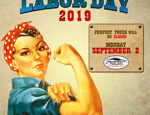 Closed for Labor Day 2019