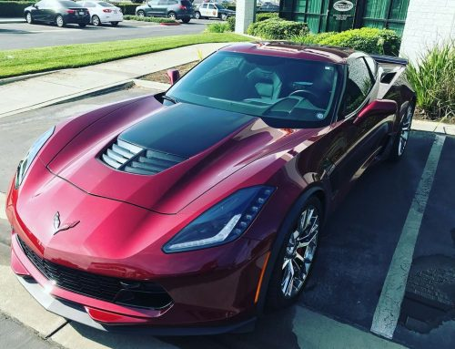 Full front paint protection on this beautiful Chevy Corvette to! Thank you Eldon for letting us protect your ride!